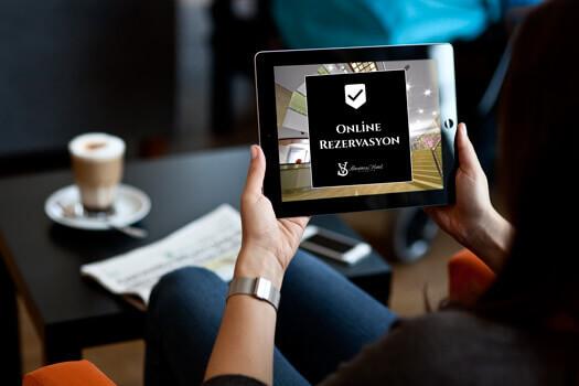 online booking reservation sv business hotel diyarbakir